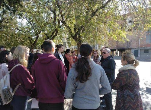 La sexta edición de 'Ciudadanía desde la escuela'  nos lleva al Polígono Sur