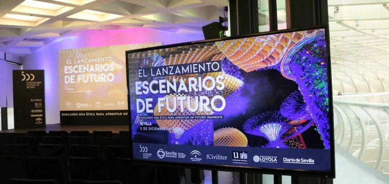 'Escenarios de Futuro' obtiene el reconocimiento de la Comisión Nacional para el V Centenario