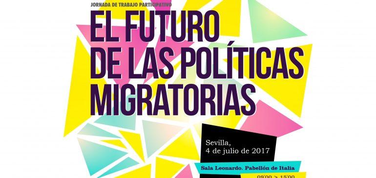 Trabajo participativo para diseñar el futuro de las políticas migratorias en #Andalucía